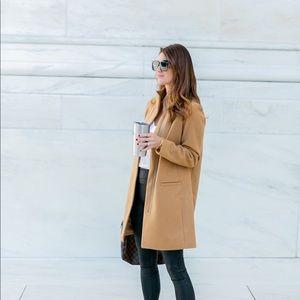 Old navy camel coat